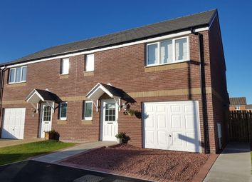 Thumbnail 3 bed semi-detached house for sale in Wilson Place, Carluke