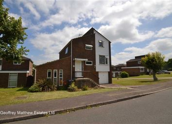 Thumbnail 4 bedroom detached house for sale in Millersdale, Harlow, Essex