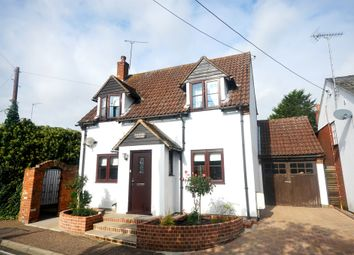 Thumbnail 3 bed property for sale in Station Road, White Notley, Witham