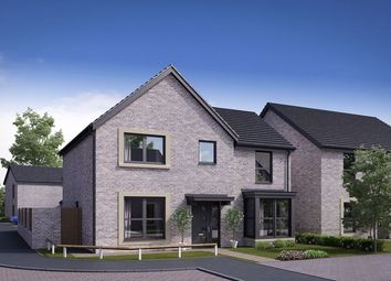 Thumbnail 4 bed detached house for sale in Plot 37, Whinney Fields, Harrogate