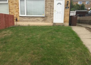 Thumbnail 2 bed semi-detached house to rent in Ashbourne Way, Bradford