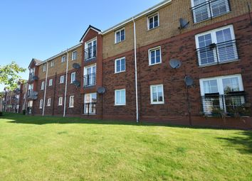 Thumbnail 2 bedroom flat for sale in Oldwood Place, Livingston