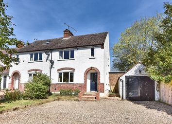 Thumbnail 3 bed semi-detached house for sale in Easthampstead Road, Wokingham
