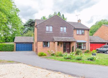 The Farthings, Marcham, Abingdon OX13. 4 bed detached house