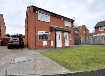 Thumbnail 2 bed semi-detached house for sale in Thornham Close, Upton, Wirral