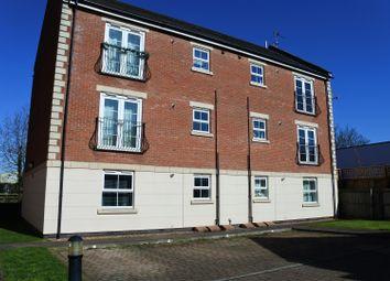 Thumbnail 2 bedroom flat to rent in Lancaster Walk, Melton Mowbray