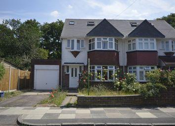 4 bed semi-detached house for sale in Bridge Way, Whitton, Twickenham TW2