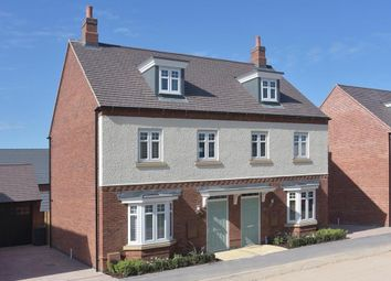 "Thumbnail 3 bed semi-detached house for sale in ""Kennett"" at Winnington Avenue, Northwich"
