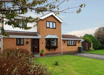 Thumbnail 4 bedroom detached house for sale in Lauriston Close, Blackpool, Lancashire