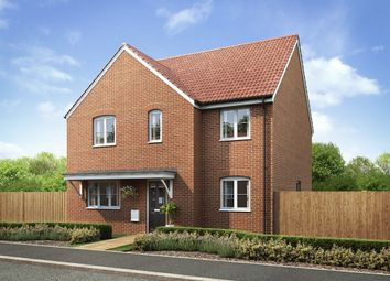 """Thumbnail 4 bed detached house for sale in """"The Corfe"""" at Station Road, Felsted, Dunmow"""