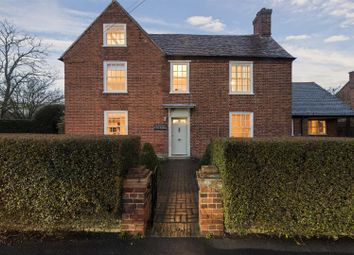 Thumbnail 6 bed detached house for sale in The Highway, Great Staughton, St. Neots