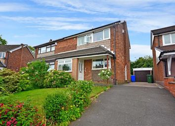 Thumbnail 3 bed semi-detached house for sale in Chadderton Drive, Bury