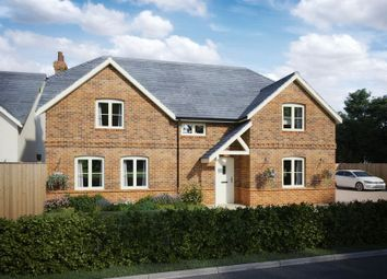 Thumbnail 4 bed detached house for sale in Beggarsbush Hill, Benson, Wallingford