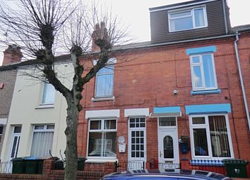 Thumbnail 2 bed terraced house for sale in Hollis Road, Coventry, Coventry