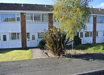 Thumbnail 2 bed terraced house to rent in Ormskirk Rise, Spondon, Derby