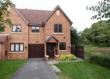 Thumbnail 3 bedroom semi-detached house to rent in Rhine Close, Swindon