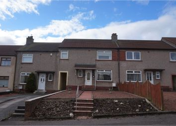 Thumbnail 3 bed terraced house for sale in Kinnoull Road, Kilmarnock