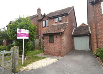 Thumbnail 3 bedroom detached house for sale in Tamarisk Close, Stubbington, Fareham