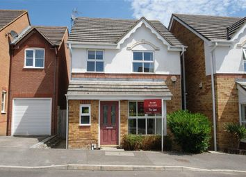 Thumbnail 3 bed detached house to rent in Cole Close, Andover