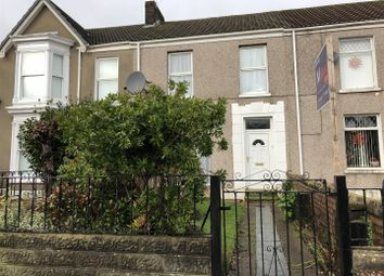 4 bed terraced house for sale in Queen Victoria Road, Llanelli SA15
