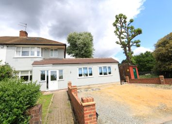 Thumbnail 4 bed semi-detached house to rent in Wellan Close, Sidcup