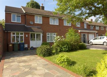 Thumbnail 4 bed semi-detached house for sale in Honister Close, Stanmore, Middlesex