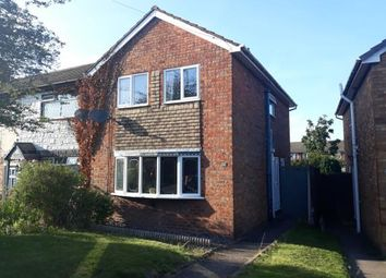 Thumbnail 3 bed end terrace house for sale in Emmanuel Road, Burntwood, Staffordshire