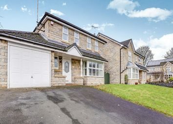 Thumbnail 4 bed detached house to rent in Brooklands Drive, Glossop