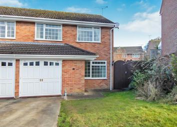Thumbnail 3 bed semi-detached house for sale in Cypress Drive, Yeovil