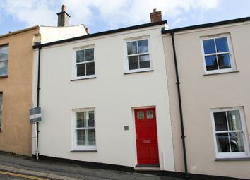 Thumbnail 3 bed terraced house to rent in 33 Edward Street, Truro