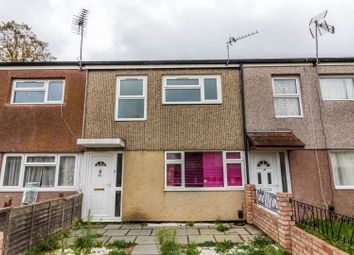 Thumbnail 3 bed terraced house for sale in Helmsdale Close, Reading