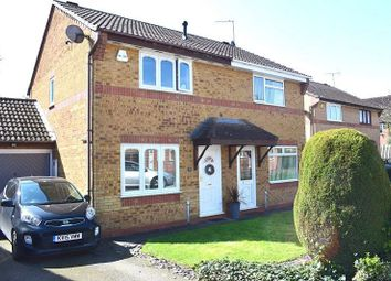 Thumbnail 2 bedroom semi-detached house to rent in Twyford Close, Little Billing