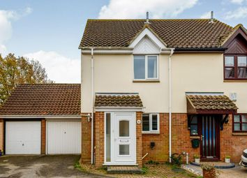 Thumbnail 2 bed semi-detached house to rent in Sauls Bridge Close, Witham
