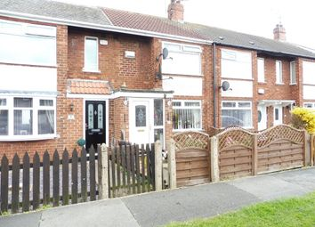 Thumbnail 3 bed terraced house for sale in Ilford Road, Hull