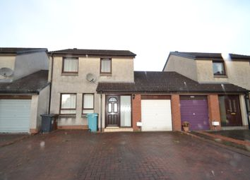 Thumbnail 3 bed link-detached house for sale in Gartcarron Hill, Cumbernauld, Glasgow