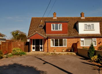 3 bed semi-detached house for sale in Wainsford Road, Everton, Lymington SO41