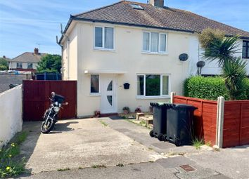 Thumbnail 3 bed semi-detached house for sale in Links Road, Weymouth