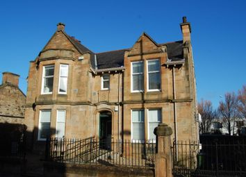 Thumbnail 3 bed flat for sale in Weir Street, Falkirk, Falkirk
