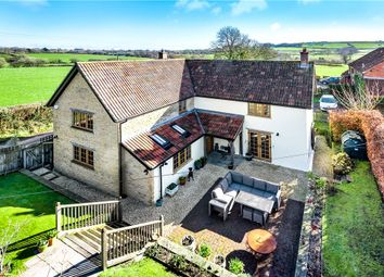 Woolminstone, Crewkerne, Somerset TA18. 4 bed detached house for sale