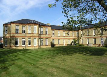 Thumbnail 1 bed flat to rent in Gladstone House, Horton Crescent, Epsom