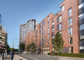 Thumbnail 1 bed flat for sale in Abbey Road Cross, London