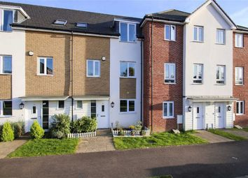 Thumbnail 4 bedroom town house for sale in Top Fair Furlong, Redhouse Park, Milton Keynes, Bucks