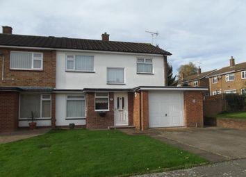 Thumbnail 3 bed semi-detached house for sale in Leeside, Barnet