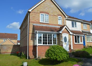 Thumbnail 3 bedroom end terrace house for sale in Hempstead Road, Haverhill