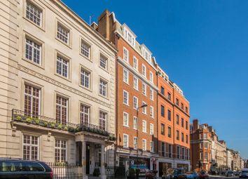 Thumbnail 1 bed flat to rent in Grosvenor Street, Mayfair