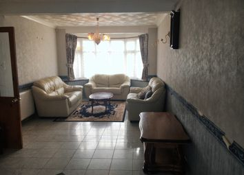 Thumbnail 4 bed semi-detached house to rent in Allen Close, Bedford