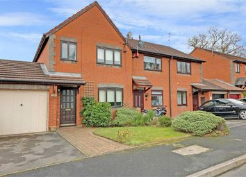 Thumbnail 3 bed terraced house for sale in Elkington Rise, Madeley, Near Crewe