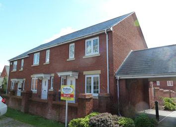 Thumbnail 3 bedroom property to rent in Russell Walk, King's Heath, Exeter, Devon