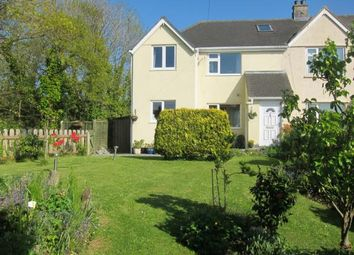 Thumbnail 3 bed end terrace house for sale in Veryan, Truro, Cornwall