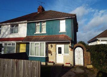 Thumbnail 3 bed semi-detached house for sale in Purbrook, Waterlooville, Hampshire